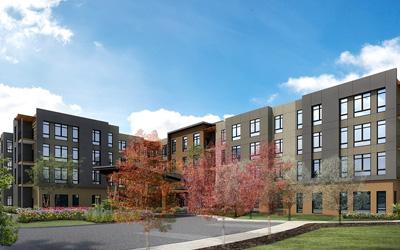 Lund-Ross breaks ground on Avidor project at Sterling Ridge Development 2018
