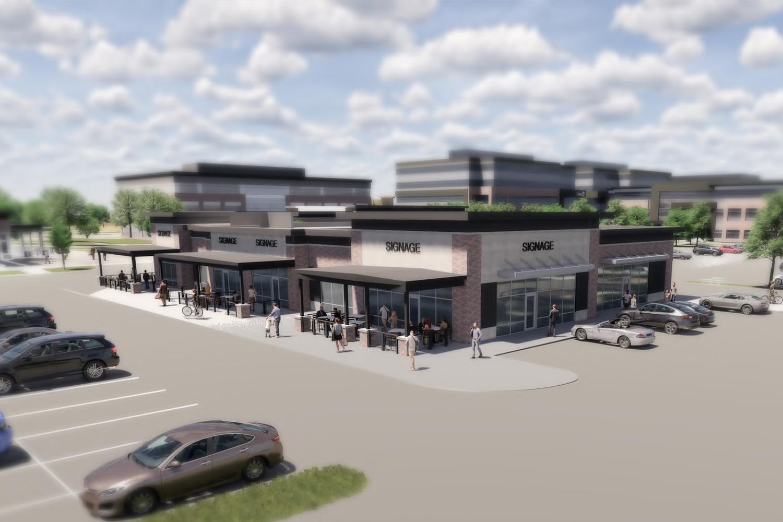 Proposed Retail Building Three